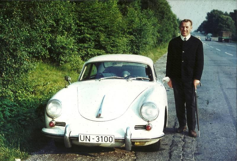 anzug, Porsche, porsche 356, Porsche 356 Cabrio, regenschirm