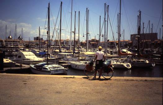 Radreise Algarve - Andalusien