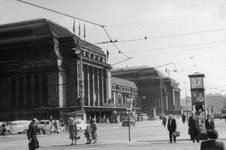 Hauptbahnhof Westhalle