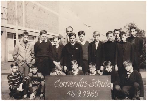 Klassenfoto 1965/66