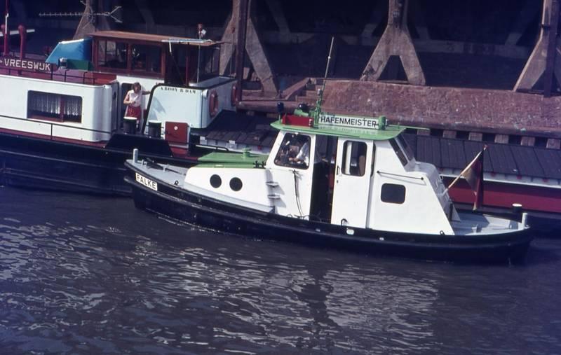 Binnenhafen, Duisburg-Ruhrort, Hafen, Hafenmeister, Rhein, Ruhrort