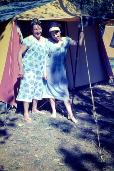 Alpen, Campingzelt, Gardasee, Italien, Nachthemd, urlaub
