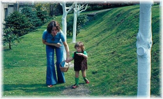 Ostern 1976