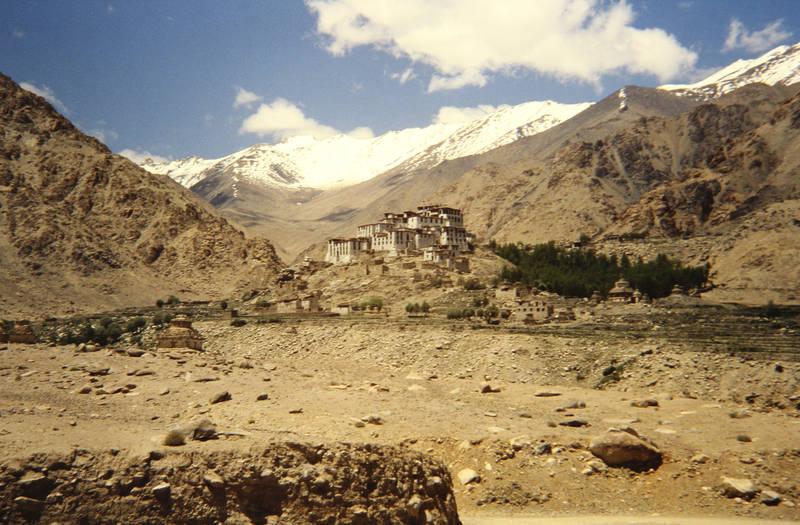 Himachal Pradesh, himalaya, Key Gompa, Kloster, reise, urlaub
