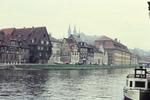 Regnitz in Bamberg