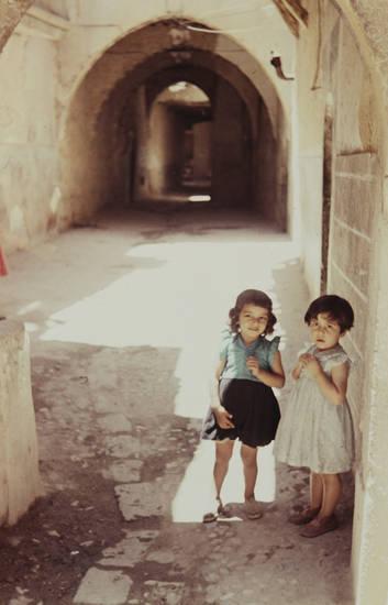 Altstadt, bogen, israel, Jerusalem, kolonade, Palästina