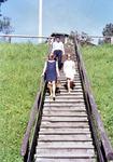 Treppen abwärts