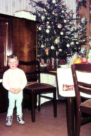 christbaum, einrichtung, Kindheit, Möbel, schrank, Stuhl, Tannenbaum, Weihnachten, Weihnachtsbaum
