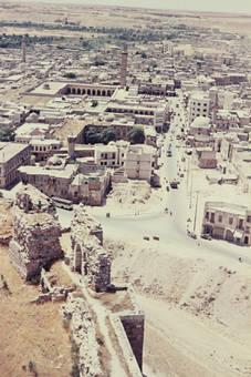 Große Moschee von Aleppo