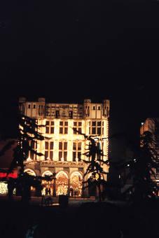Heilige Nacht in Köln