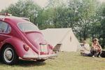 Mit dem Auto ans Zelt