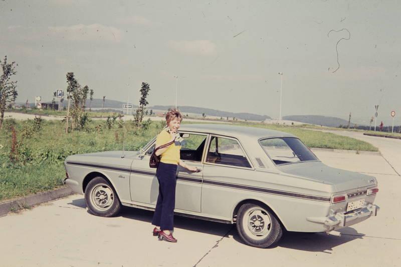 auto, ford, ford-15m-rs, frisur, KFZ, Parkplatz, PKW