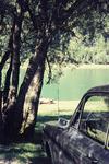 Mit dem Auto ans Wasser