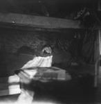 Soldat im Bett