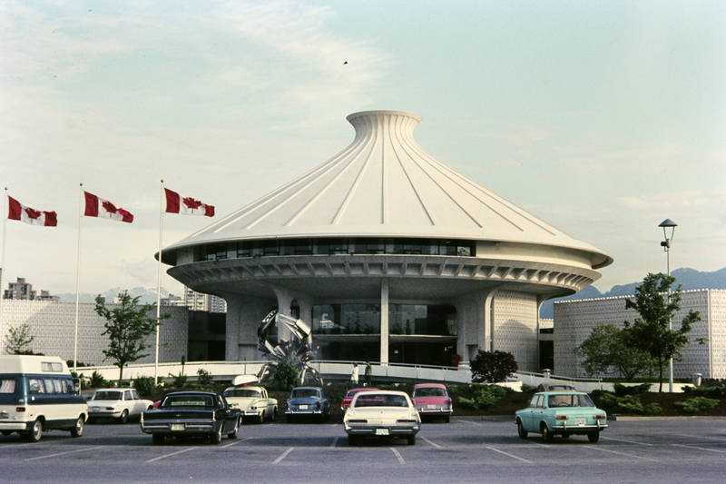 auto, expo67, Kanada, KFZ, Montreal, Parkplatz, PKW, Quebec, reise, urlaub