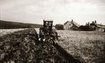 Feld umgraben