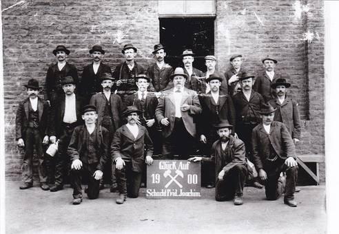 Bergbauarbeiter