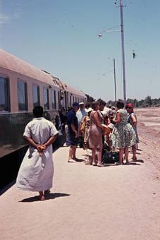 Zug in Nasiriya