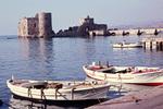 Meeresschloss in Sidon