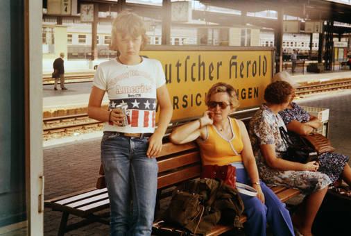 Pepsi am Bahnhof