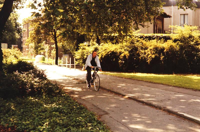 fahrrad, Radweg, rennrad, Single-Speed