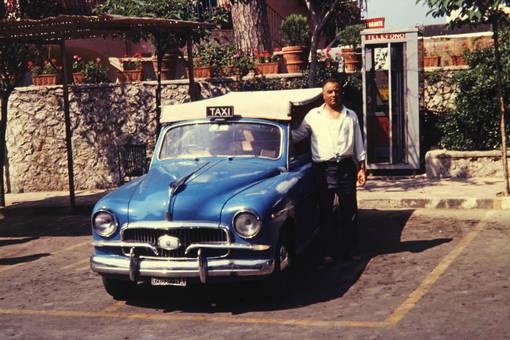 Am Taxi