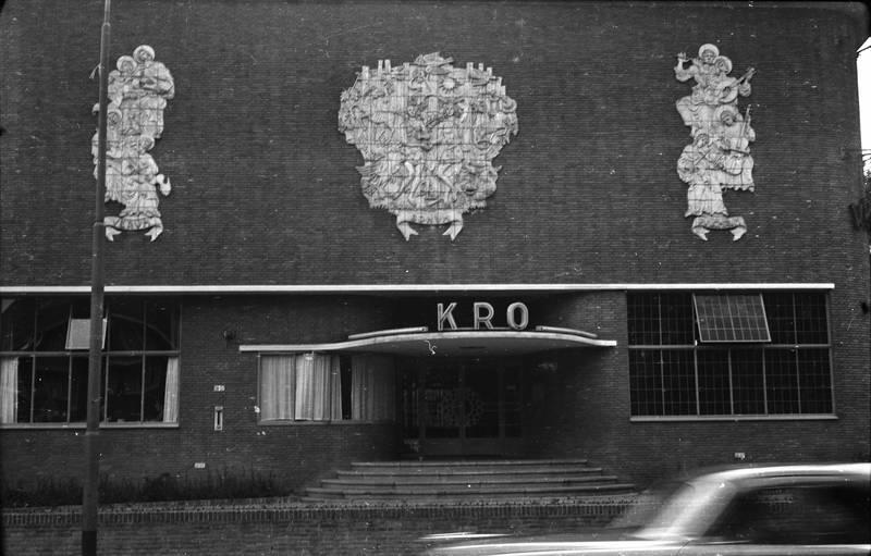Hilversum, Katholieke Radio Omroep, Katholisch, KRO, niederlande, Radio, Studio