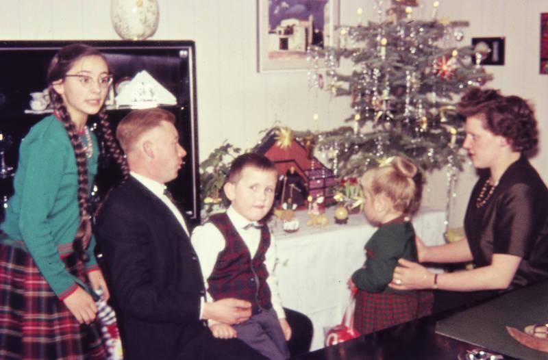 Baumschmuck, familie, Krippenhaus, Weihnachten, Weihnachten feiern, Weihnachtsbaum, weihnachtsfest