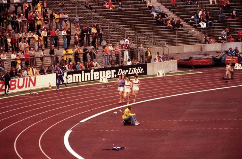 deutsche meisterschaft der leichtathletik, disziplin, kaminfeuer, Lauf, Laufbahn, Laufen, Leichtathletik, sport, Zuschauer