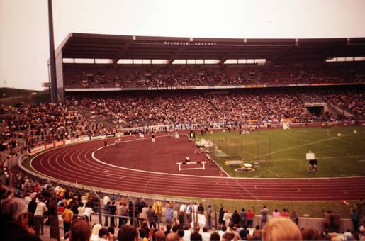 Leichtathletik Wettbewerb