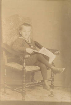 Auf dem Stuhle