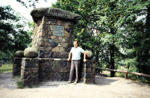 Hermann Löns Denkmal