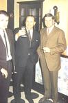 Drei Männer ein Bier