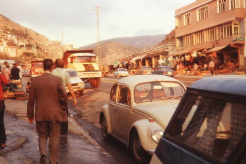 auto, käfer, KFZ, laden, Lastwagen, PKW, straße, Türkei, vw