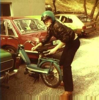 Mein erstes Fahrzeug 1979