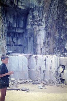 Marmorbrüche Carrara