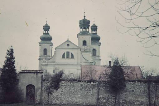 Kirche in Krakau