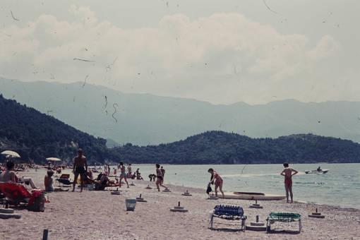 Strand von Budva