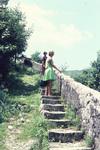 Steintreppe in Kotor