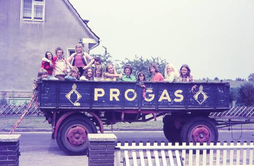 Progas-Anhänger