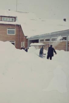 Schneearbeiten