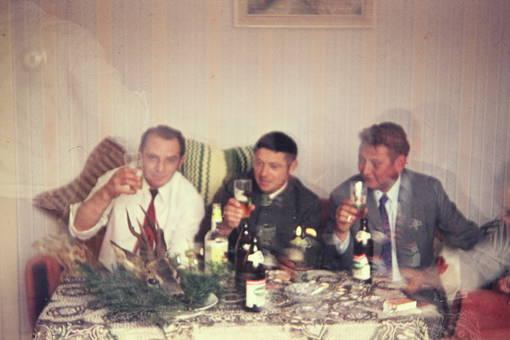 Rehkopf und Alkohol