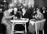 Eine Partie Schach