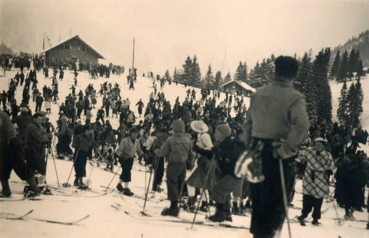 Wintersportfreuden