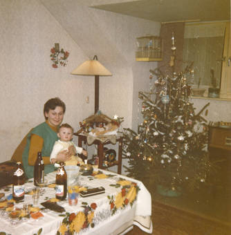 Erster Weihnachtstag