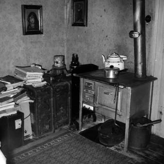 Wohnstube 1962