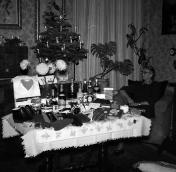 Weinachten 1962