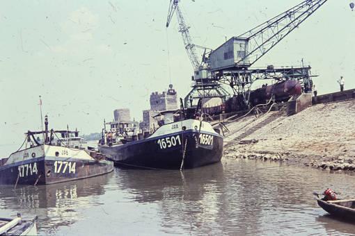 Hafen von Smederevo
