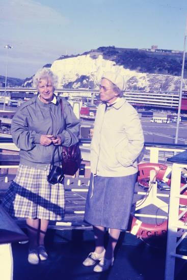 Dover, Fährhafen Dover, mode, rettungsring, Urlaubsreise