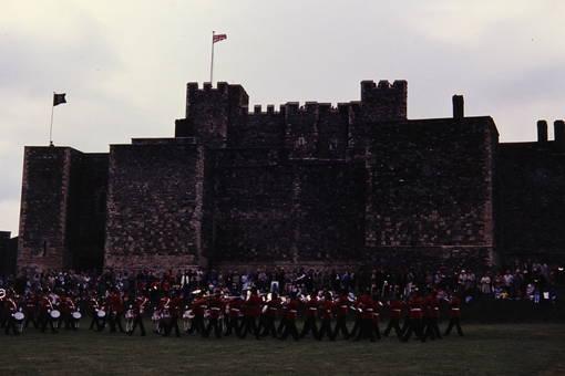 Musik an der Burg